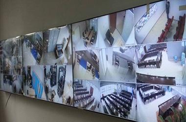 四川省新都政务服务中心视频监控系统