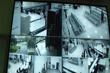 成都温江区政府信访局视频监控系统
