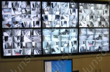 济南市国安项目联网视频监控系统