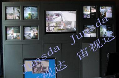 贵州荔波矿税局网络数字矩阵视频监控系统